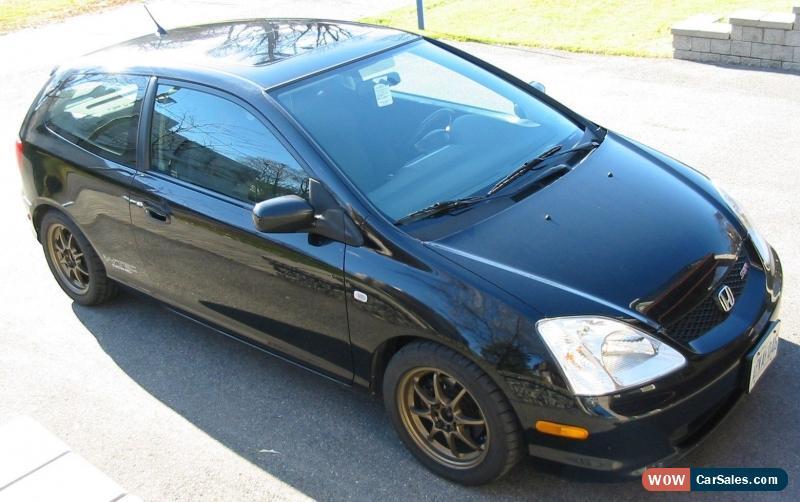 Classic 2002 Honda Civic Si Hatchback For Sale ...