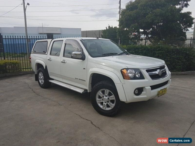 Holden Colorado For Sale In Australia
