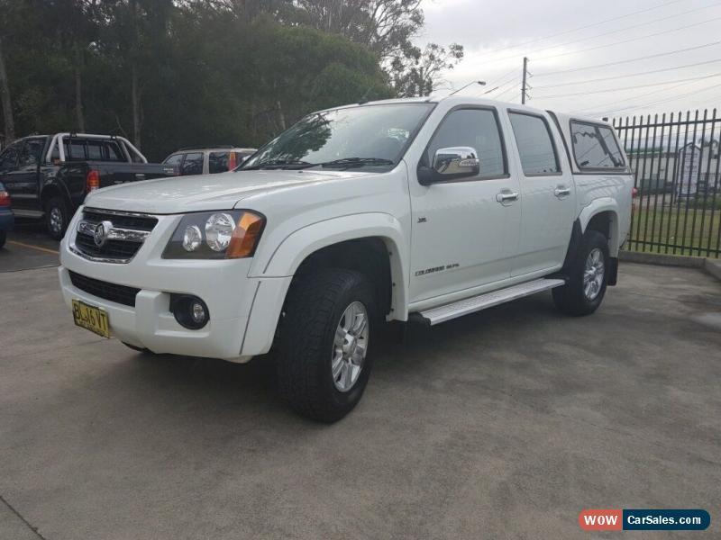 Holden Colorado For Sale In Australia
