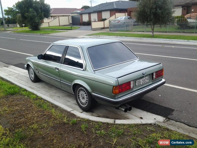 Bmw E30 For Sale In Australia
