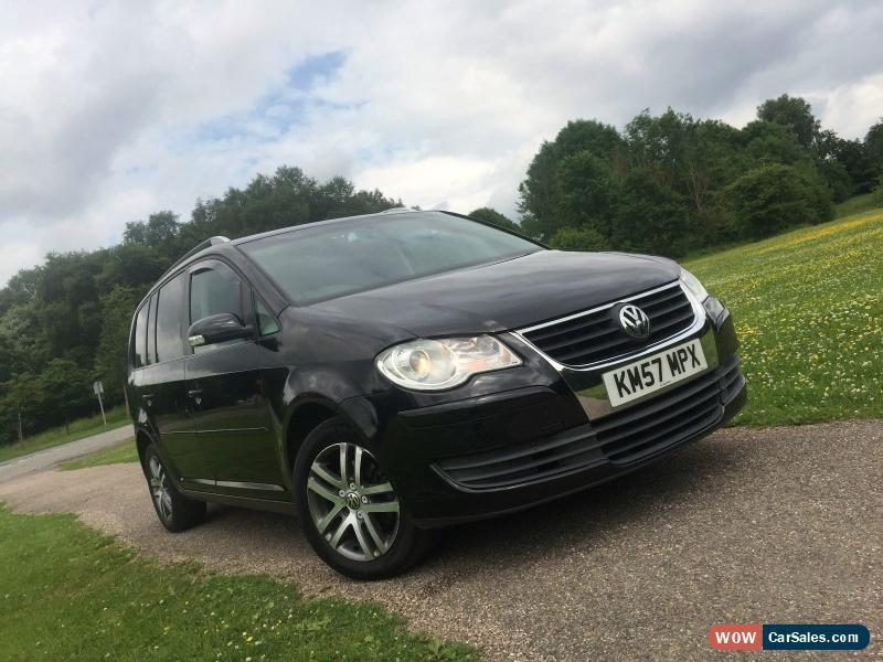 2007 Volkswagen Touran for Sale in United Kingdom