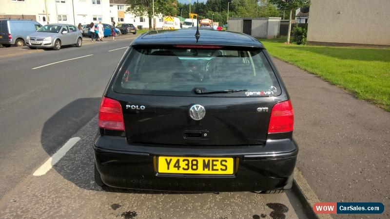 2001 volkswagen polo for sale in united kingdom. Black Bedroom Furniture Sets. Home Design Ideas