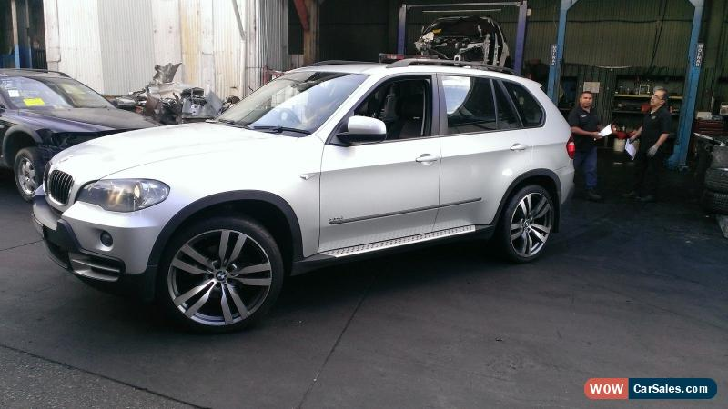 BMW X5 3.0D E70 2007 AUTO CLEAN TIDY CAR NO WOVR CHEAP BARGAIN for ...