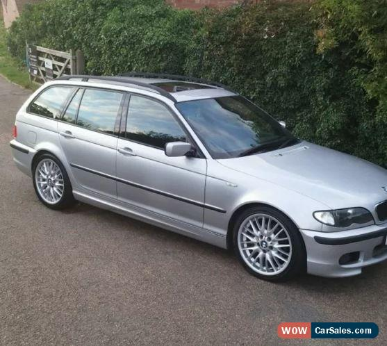 2002 Bmw 325 For Sale In United Kingdom