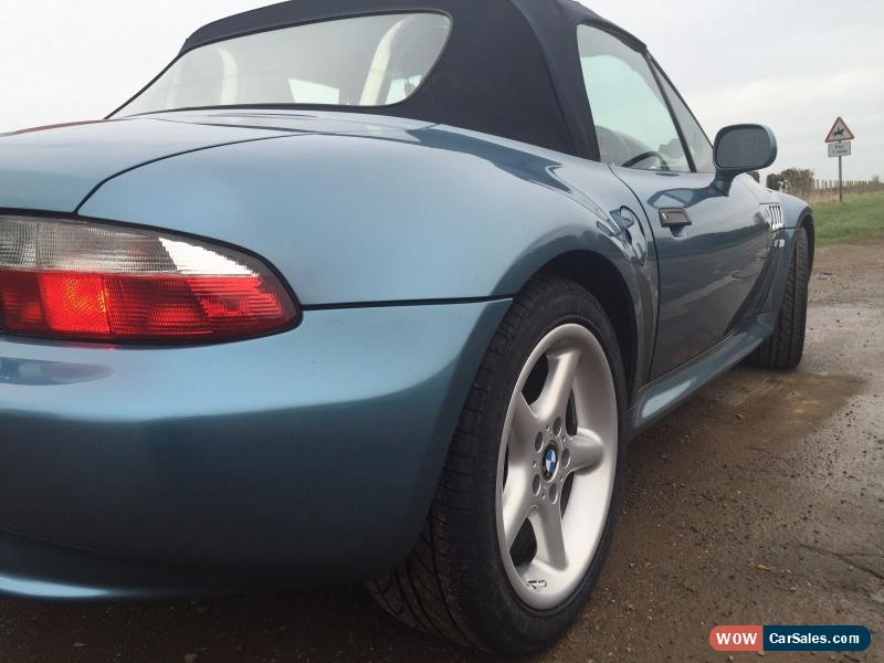 Bmw Z3 2 8 Roadster Convertible Manual For Sale In United Kingdom