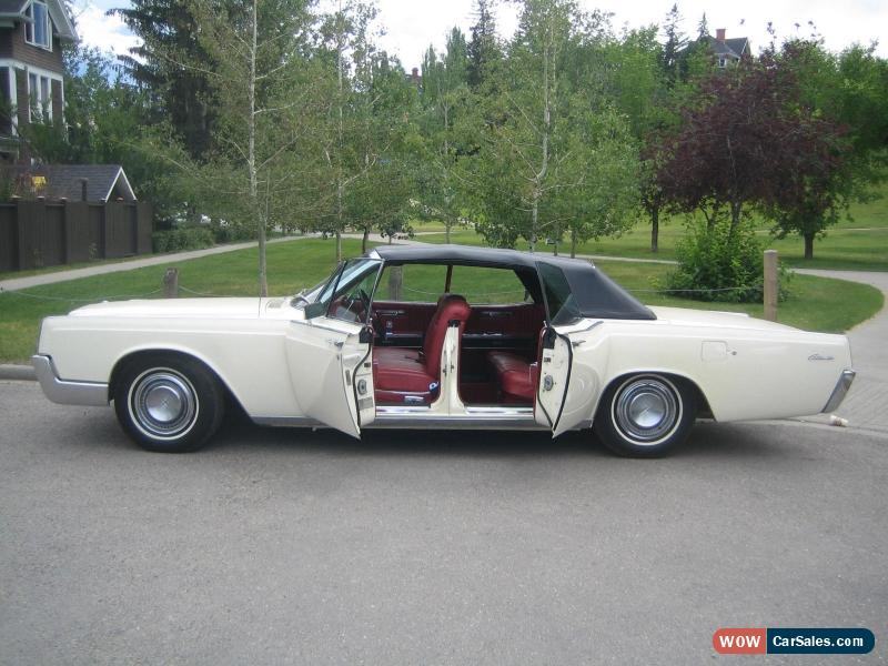1967 lincoln continental for sale in canada. Black Bedroom Furniture Sets. Home Design Ideas