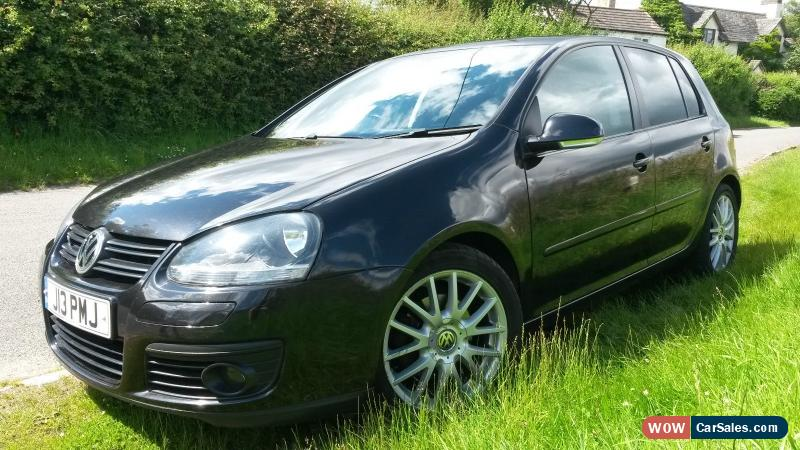 2007 volkswagen golf gt tdi 140 for sale in united kingdom. Black Bedroom Furniture Sets. Home Design Ideas
