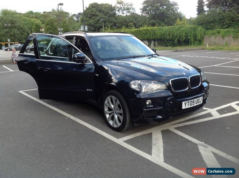 2009 bmw x5 3 0d m sport 5s auto for sale in united kingdom. Black Bedroom Furniture Sets. Home Design Ideas