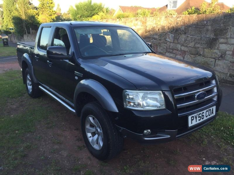 ford ranger xlt dc wd  sale  united kingdom