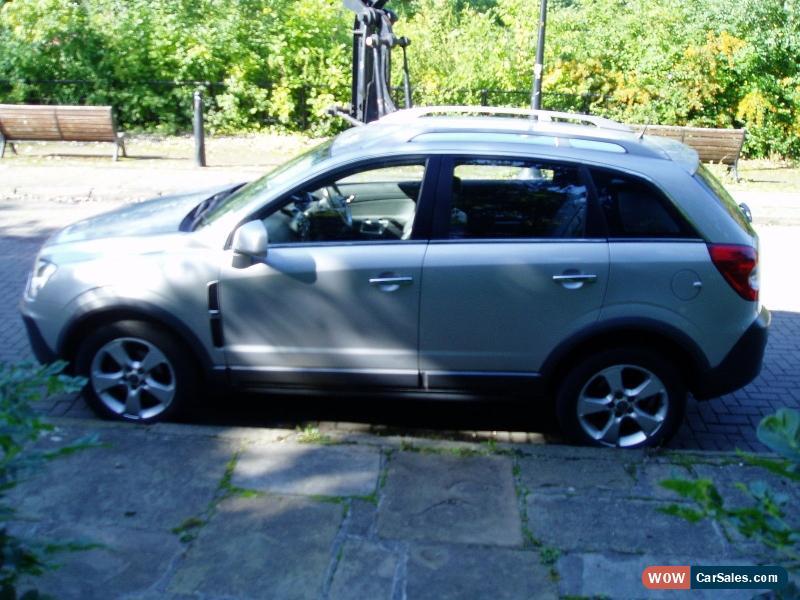 2007 Vauxhall Antara S Cdti A For Sale In United Kingdom