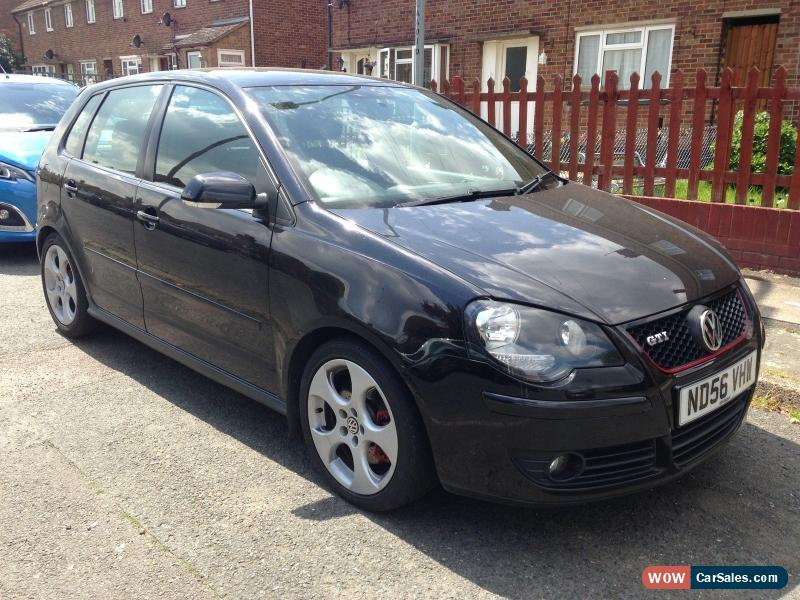 2006 volkswagen polo gti for sale in united kingdom. Black Bedroom Furniture Sets. Home Design Ideas