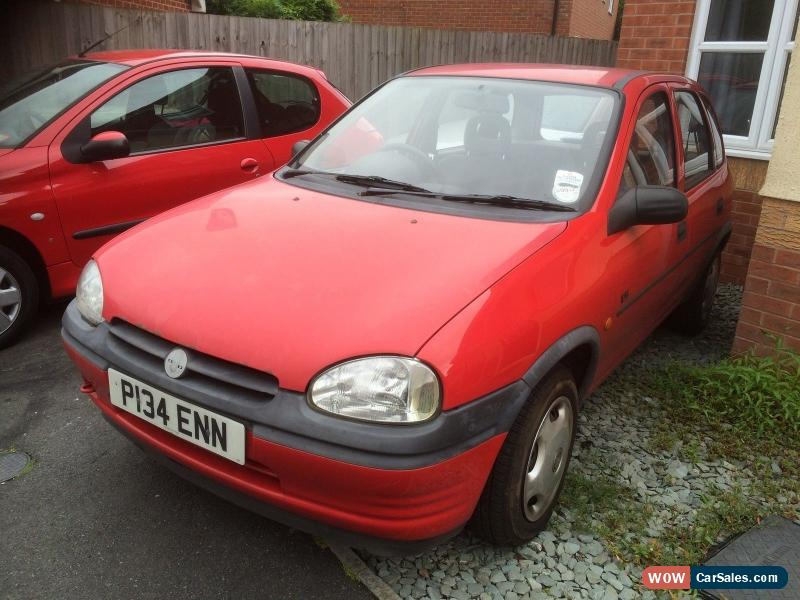 1996 vauxhall corsa ls auto for sale in united kingdom. Black Bedroom Furniture Sets. Home Design Ideas