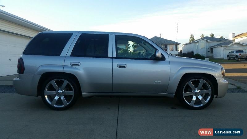 ... Classic 2006 Chevrolet Trailblazer SS For Sale