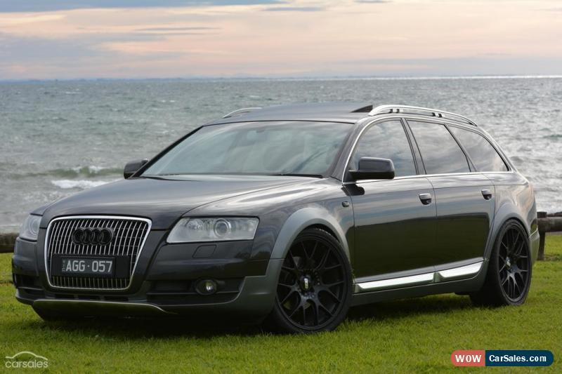 Audi Allroad Quattro For Sale In Australia - Audi allroad for sale