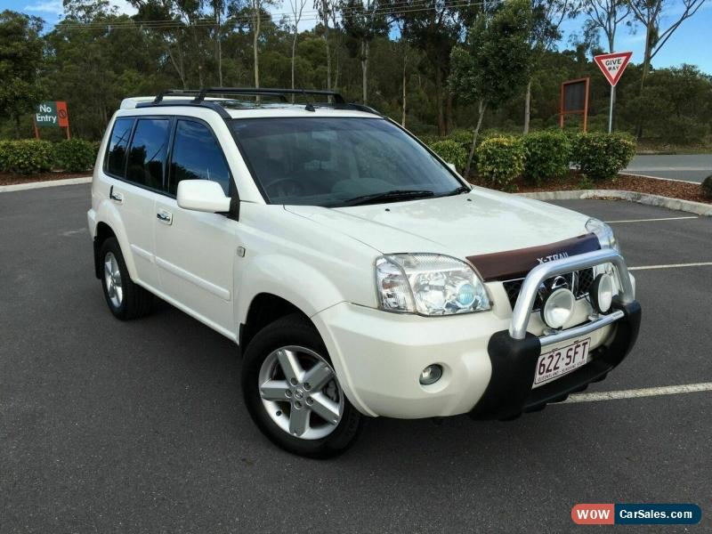 nissan x trail for sale in australia. Black Bedroom Furniture Sets. Home Design Ideas