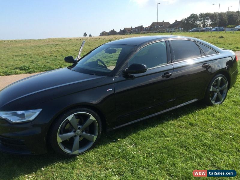 show edition black sale cars big tdi from saloon slide ash for automatic audi
