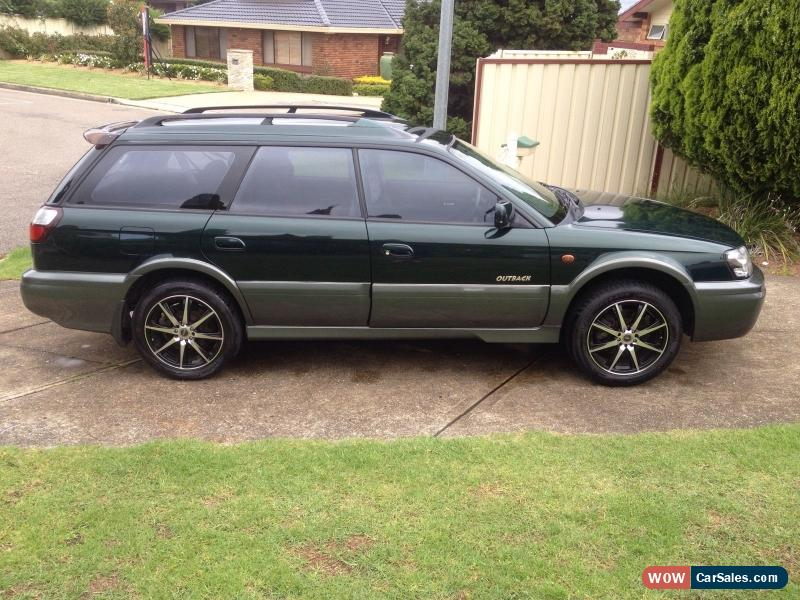 subaru subaru outback 2003 for sale in australia. Black Bedroom Furniture Sets. Home Design Ideas