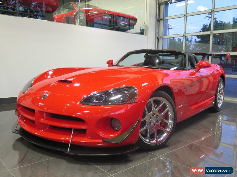 2004 dodge viper for sale in canada. Black Bedroom Furniture Sets. Home Design Ideas