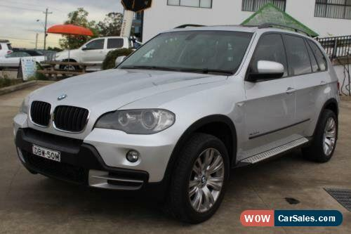 Classic 2009 BMW X5 E70 MY09 XDrive 30I Executive Silver Automatic 6sp A Wagon For Sale