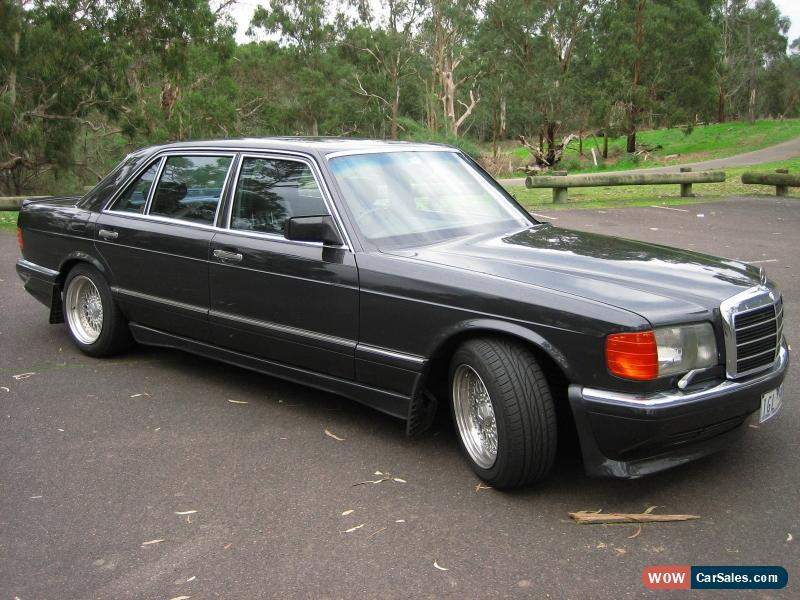 Mercedes benz s class for sale in australia for Mercedes benz s 420