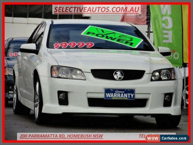 holden commodore for sale in australia rh wowcarsales com ve sv6 ute manual for sale Holden Commodore Vy