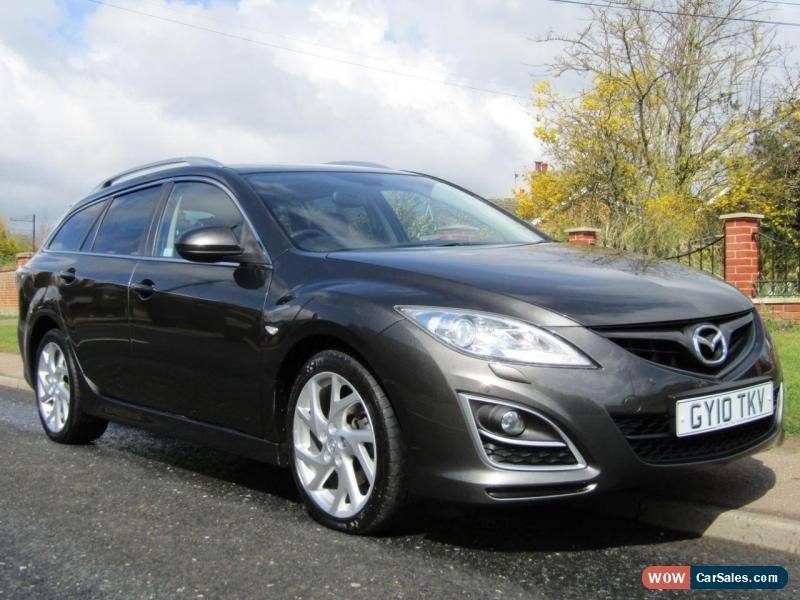2010 mazda 6 for sale in united kingdom. Black Bedroom Furniture Sets. Home Design Ideas