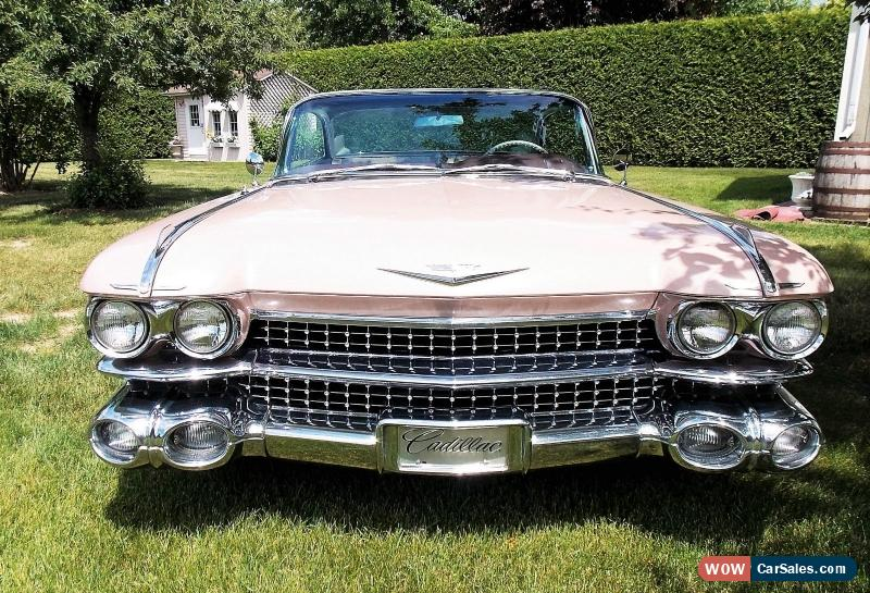 1959 Cadillac DeVille for Sale in Canada