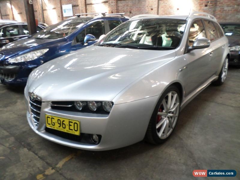Alfa Romeo 159 For Sale In Australia