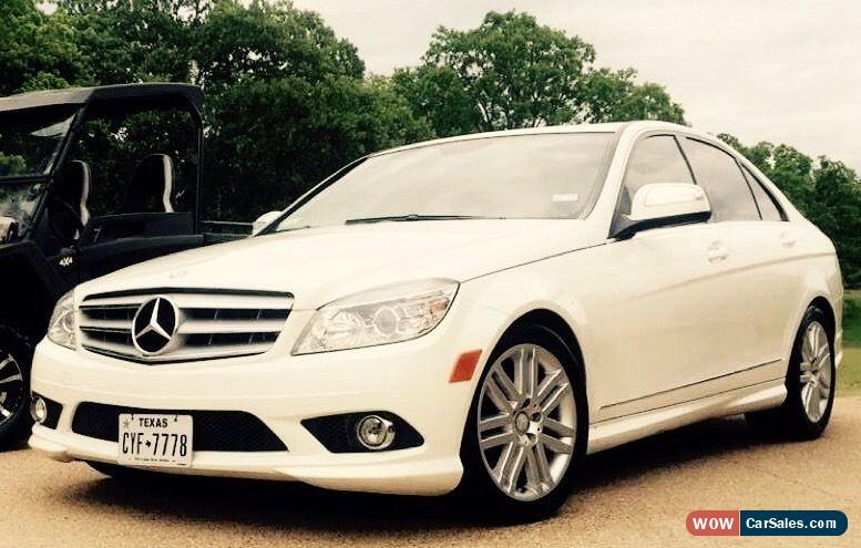 2009 mercedes benz c class for sale in united states. Black Bedroom Furniture Sets. Home Design Ideas