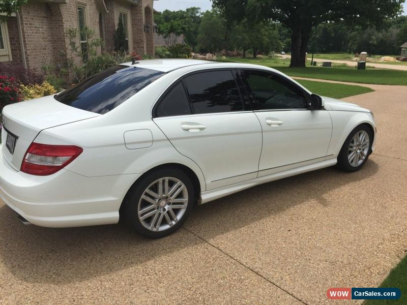 2009 mercedes benz c class for sale in united states