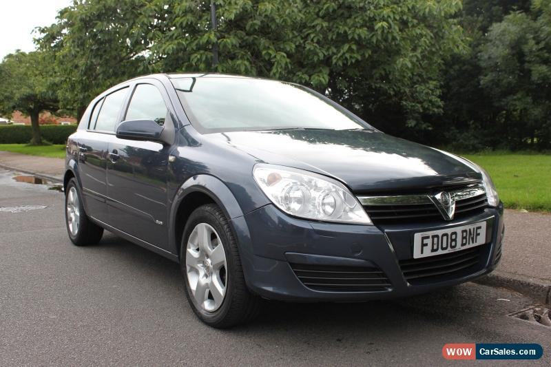 2008 vauxhall astra club for sale in united kingdom rh wowcarsales com Vauxhall Astra Interior Vauxhall Vectra