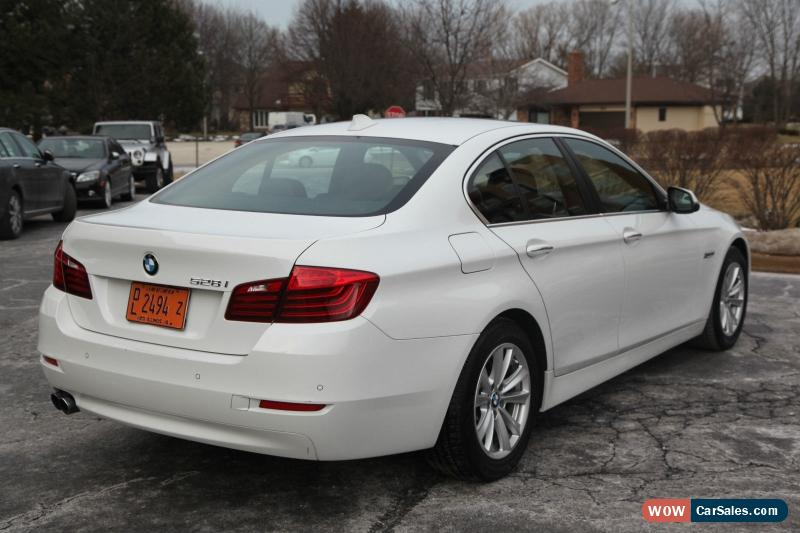 2015 Bmw 5 Series For Sale In United States