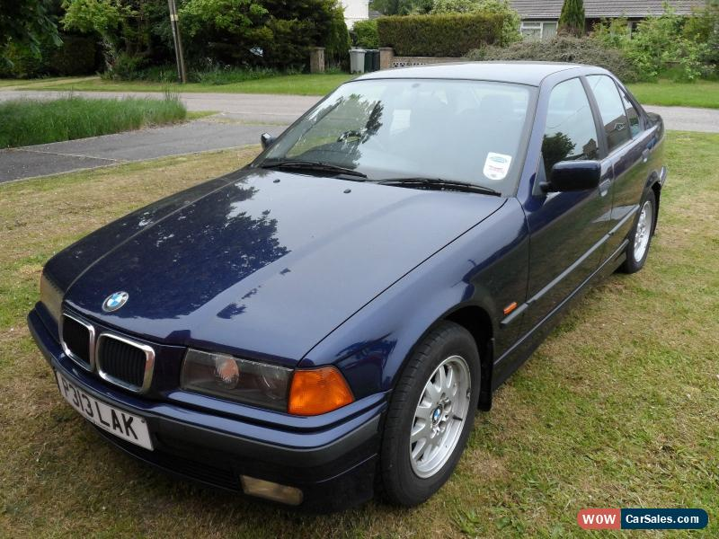 1997 bmw 316 i se for sale in united kingdom. Black Bedroom Furniture Sets. Home Design Ideas