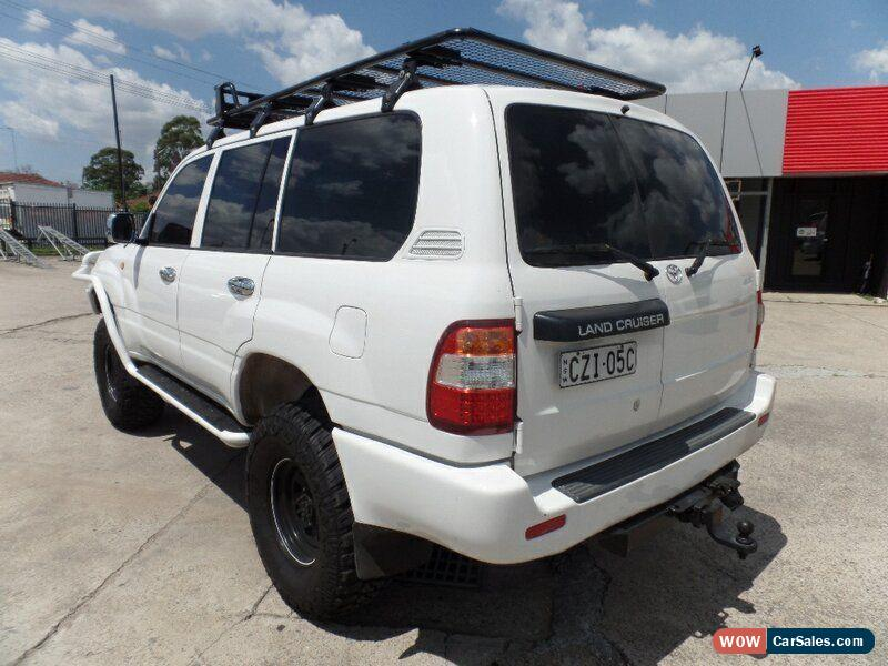 Land Cruiser Hzj105r Manual