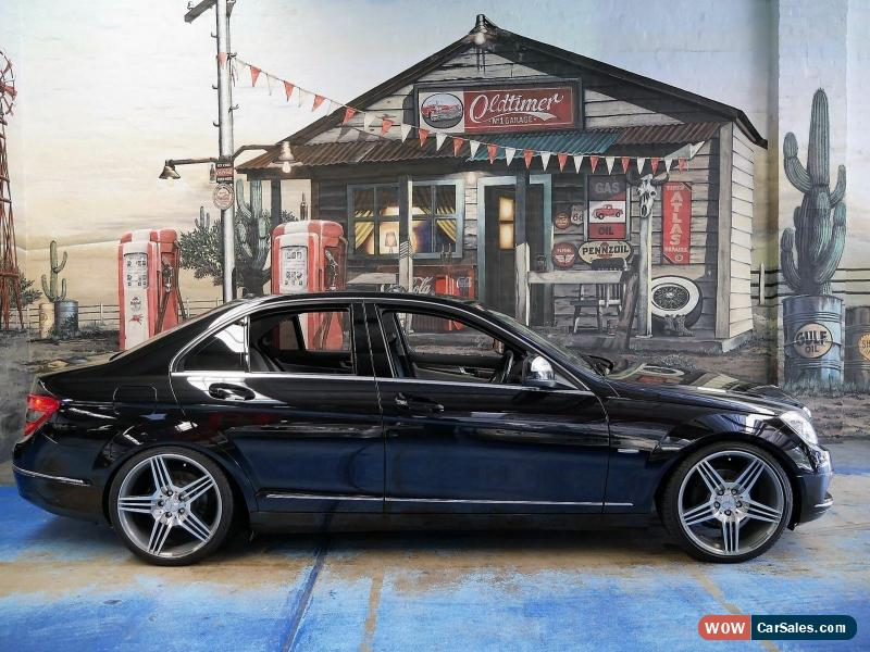 Mercedes Benz C200 Kompressor For Sale In Australia