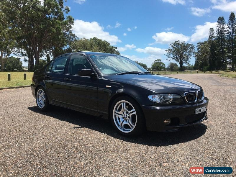 2004 bmw e46 325i m sport full service history immaculate. Black Bedroom Furniture Sets. Home Design Ideas
