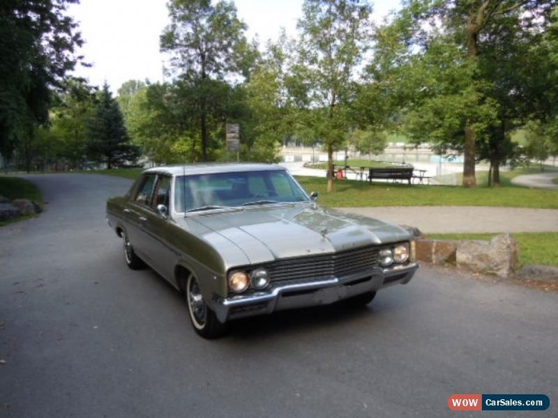 1965 Buick Skylark For Sale In Canada