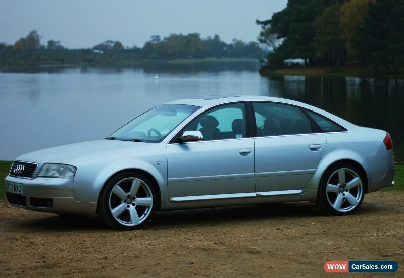 2002 audi a6 4 2 quattro sport auto for sale in united kingdom. Black Bedroom Furniture Sets. Home Design Ideas
