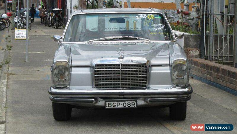 Mercedes benz 280 for sale in australia for Mercedes benz 280ce for sale