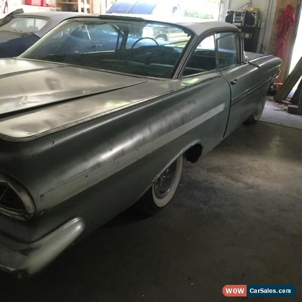 1959 Chevrolet Impala For Sale In Canada