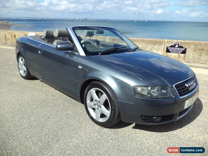 2004 audi a4 t sport for sale in united kingdom. Black Bedroom Furniture Sets. Home Design Ideas