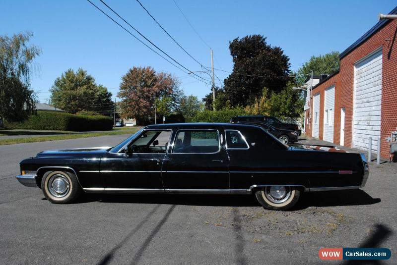 1972 cadillac fleetwood for sale in canada. Cars Review. Best American Auto & Cars Review