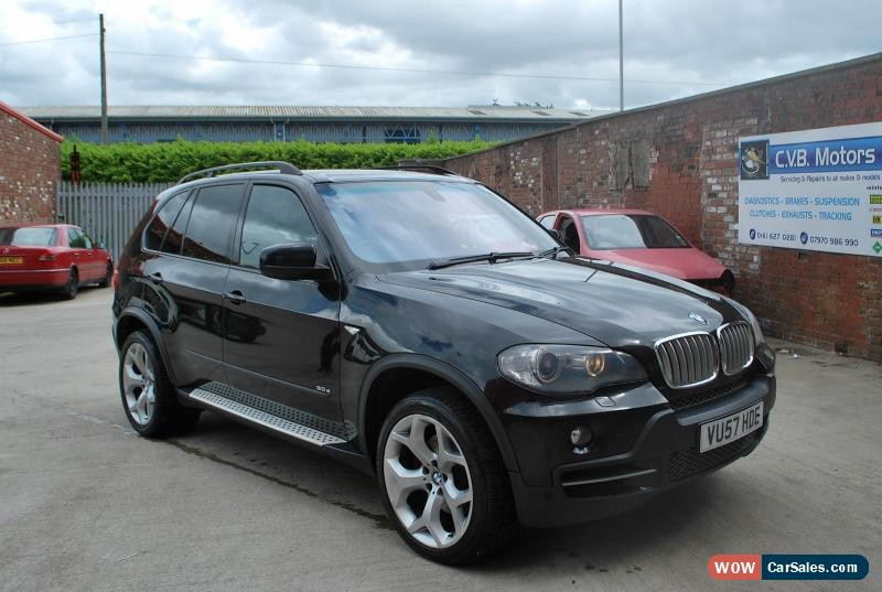 2007 Bmw X5 SE 7S 3.0D AUTO for Sale in United Kingdom