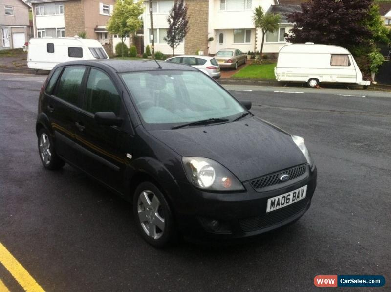 2006 ford fiesta zetec for sale in united kingdom. Black Bedroom Furniture Sets. Home Design Ideas