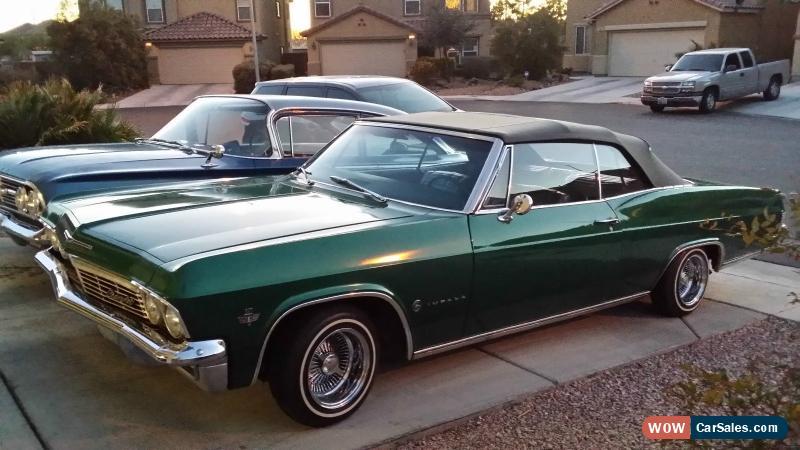 1964 impala for sale craigslist colorado