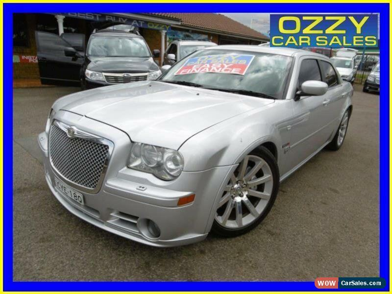 2007 chrysler 300c le my06 srt8 silver automatic 5sp a sedan for sale. Cars Review. Best American Auto & Cars Review