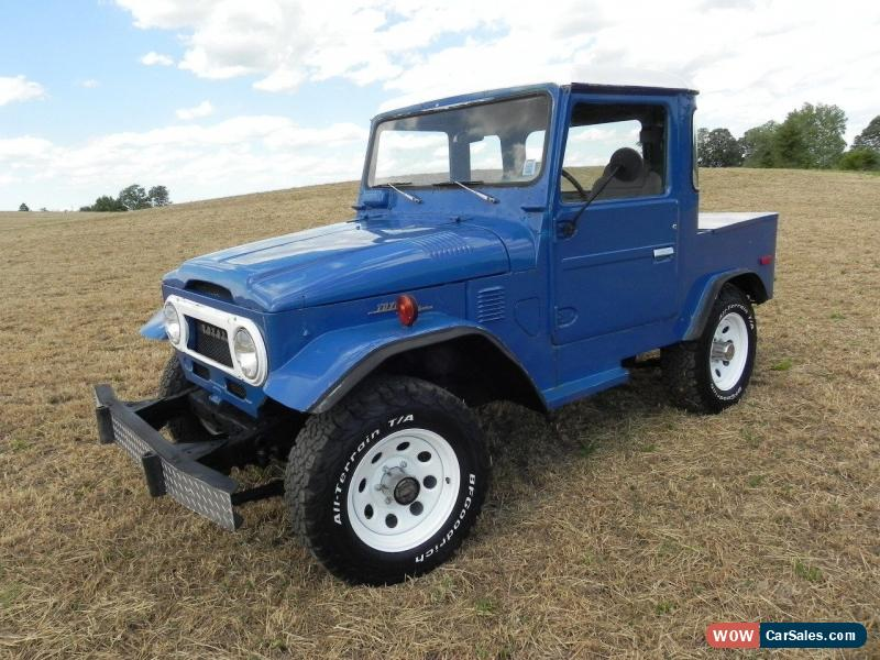 1976 toyota land cruiser for sale in canada. Black Bedroom Furniture Sets. Home Design Ideas