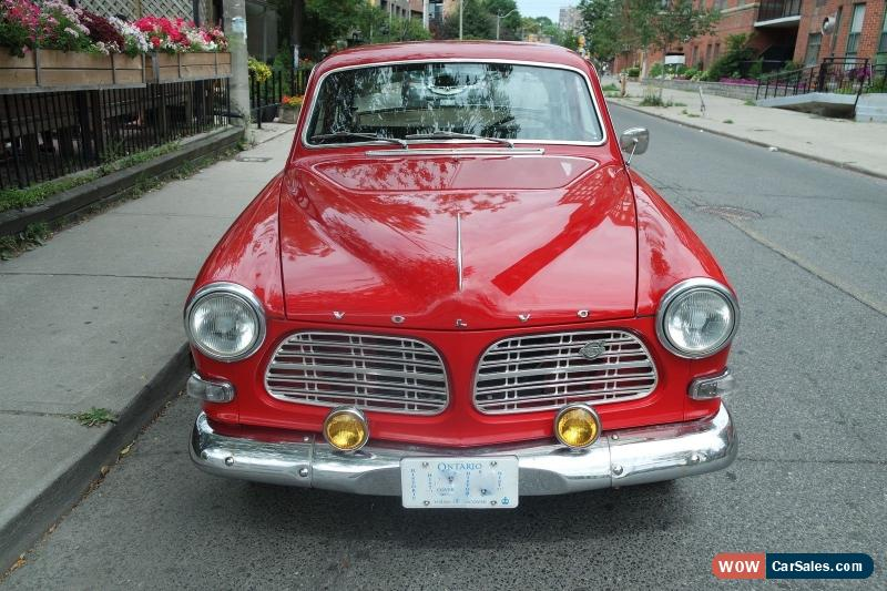 1967 Volvo Amazon 123GT for Sale in Canada