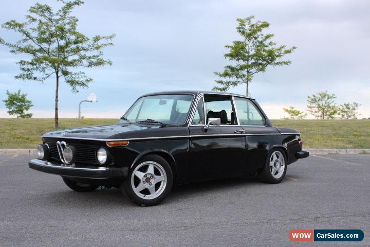 BMW 2002 For Sale >> 1974 Bmw 2002 Tii
