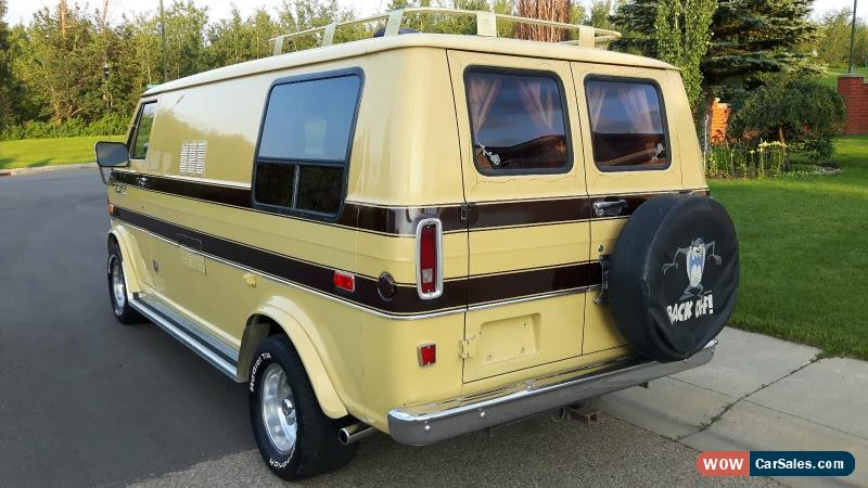 1972 ford e series van for sale in canada. Black Bedroom Furniture Sets. Home Design Ideas